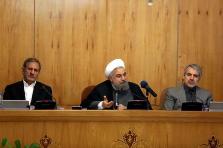در جلسه هیات دولت به ریاست دکتر روحانی اتخاذ شد؛