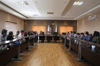اولین جلسه رسمی مدیرعامل شرکت عمران شهر جدید پردیس با نماینده متقاضیان مسکن مهر