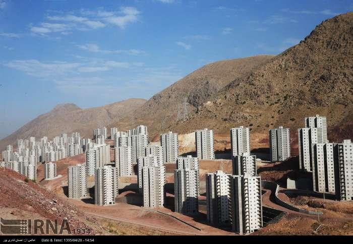 افتتاح 4550 واحد مسکن مهر در فاز 11 شهر جدید پردیس به روایت تصویر