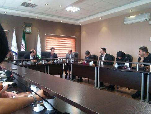 گزارش جلسه 28 تیرماه 95 متقاضیان با مدیران شرکت عمران پردیس