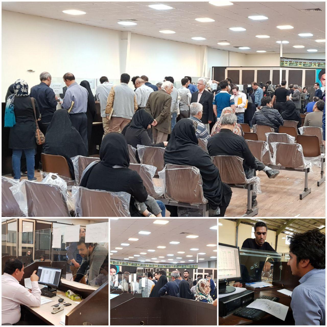 پالایش نیروهای کارگزاری مسکن مهر در راستای تکریم ارباب رجوع