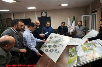آغاز طراحی پروژه بزرگ 150 هزار متر مربعی در رود دره فاز 11